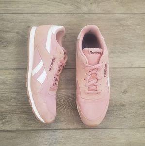 Reebok • Pink Royal Foamlite Sneakers 9.5